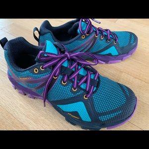 Merrell MQM Flex Hiking Sneakers Size 7.5